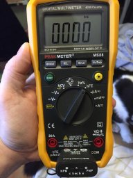 uxcell® Digital Multimeter