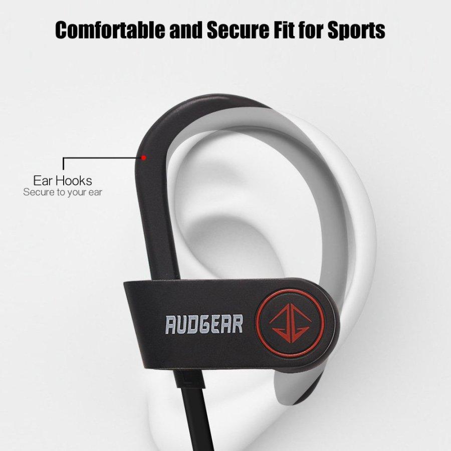Nice Wireless Sport Earbuds…Sweat-proof Too!