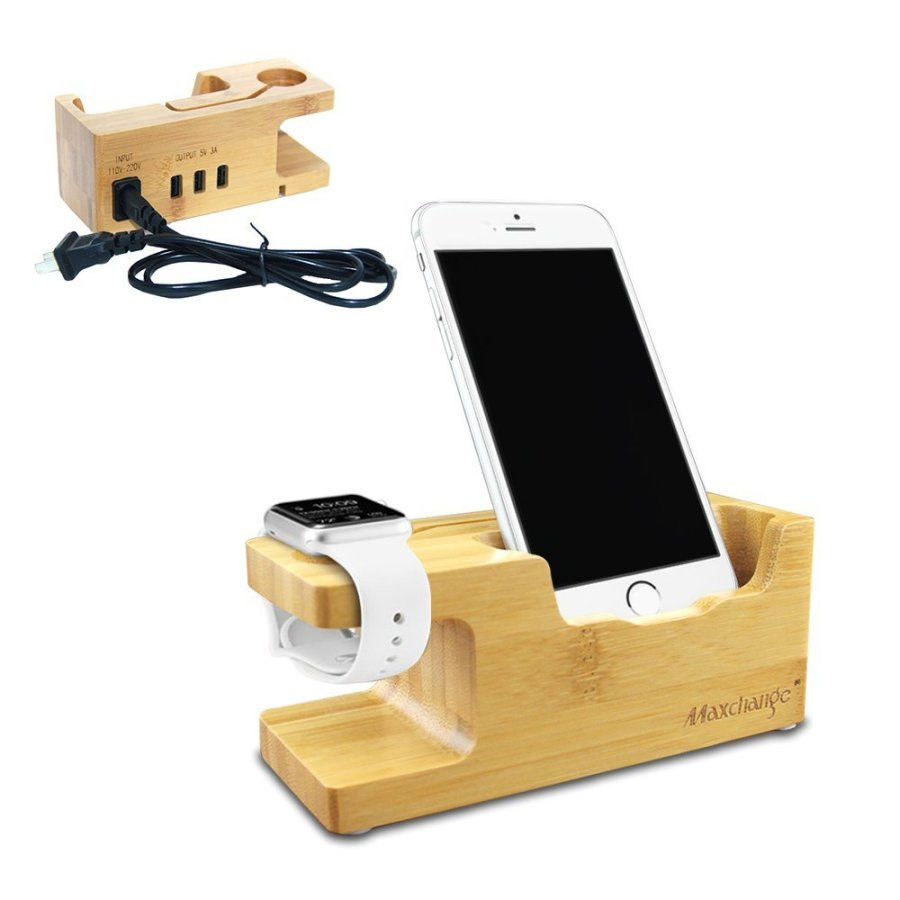 Nice, Utility iPhone Charging Stand (Apple Watch as Well)