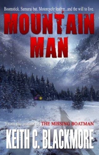Mountain Man by Keith CBlackmore
