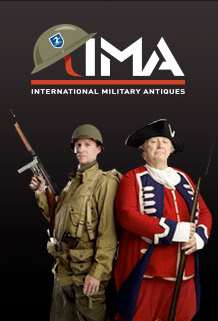 What is IMA? International Military Antiques…