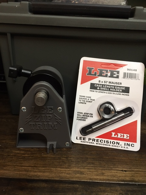 Lee Precision ZipTrim & Case Length Trimmer – Product Reviews